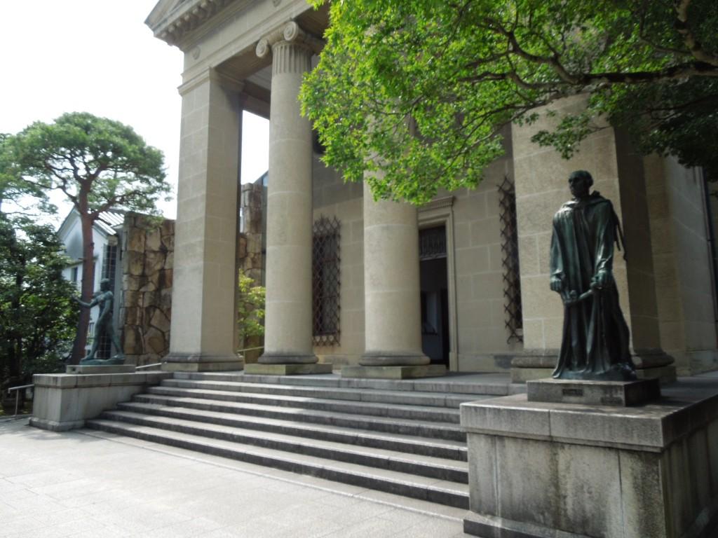 大原美術館の本館
