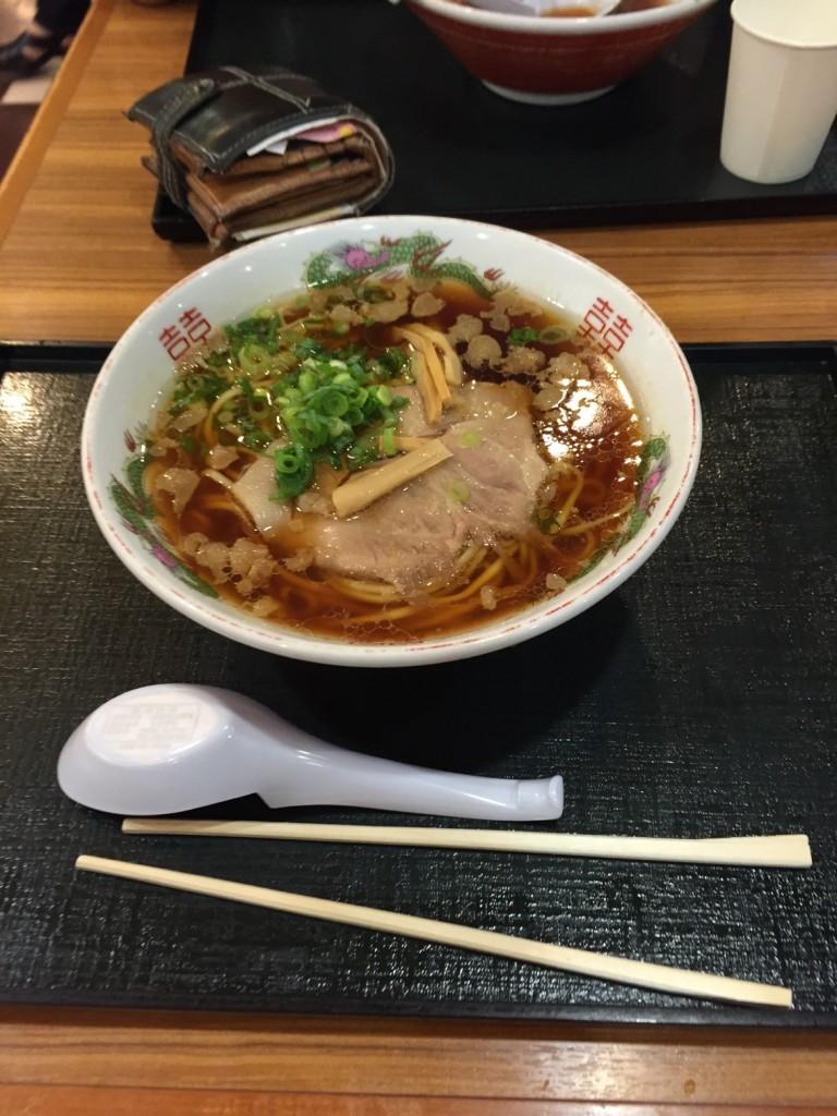 尾道ラーメン!